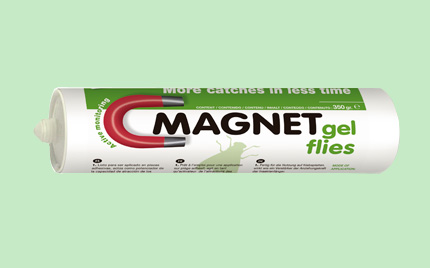 Magnet Gel Flies